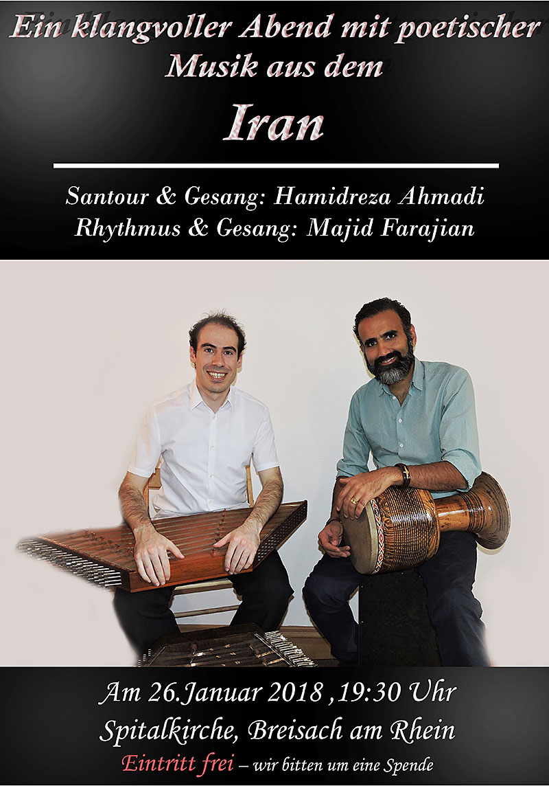 Iranisch Musik