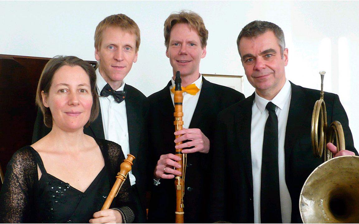 Artaria Quartett Jugendmusikschule Konzert Breisach