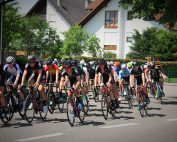 Radrennen Merdingen Pulk