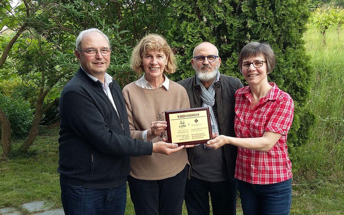 Schaetzle Weingut Auszeichnung