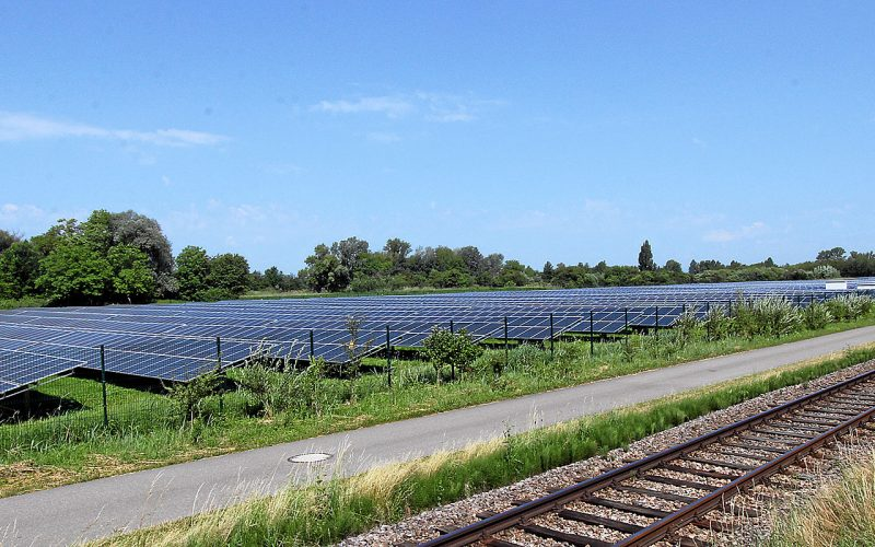 Solarpark Vogtsburg