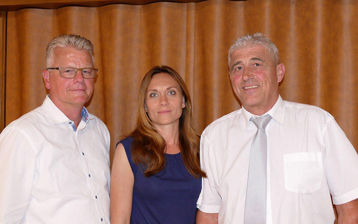 Vorstandsteam Fc Vogtsburg