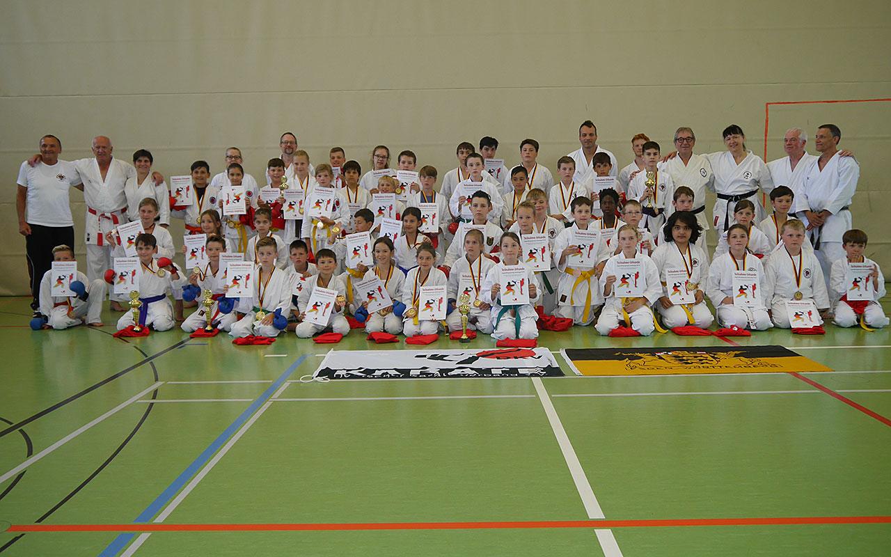 Karate Jugendbegegnung