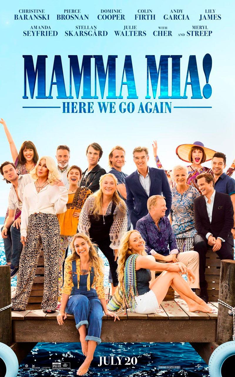 Mamma Mia Bundesstart Kino Breisach