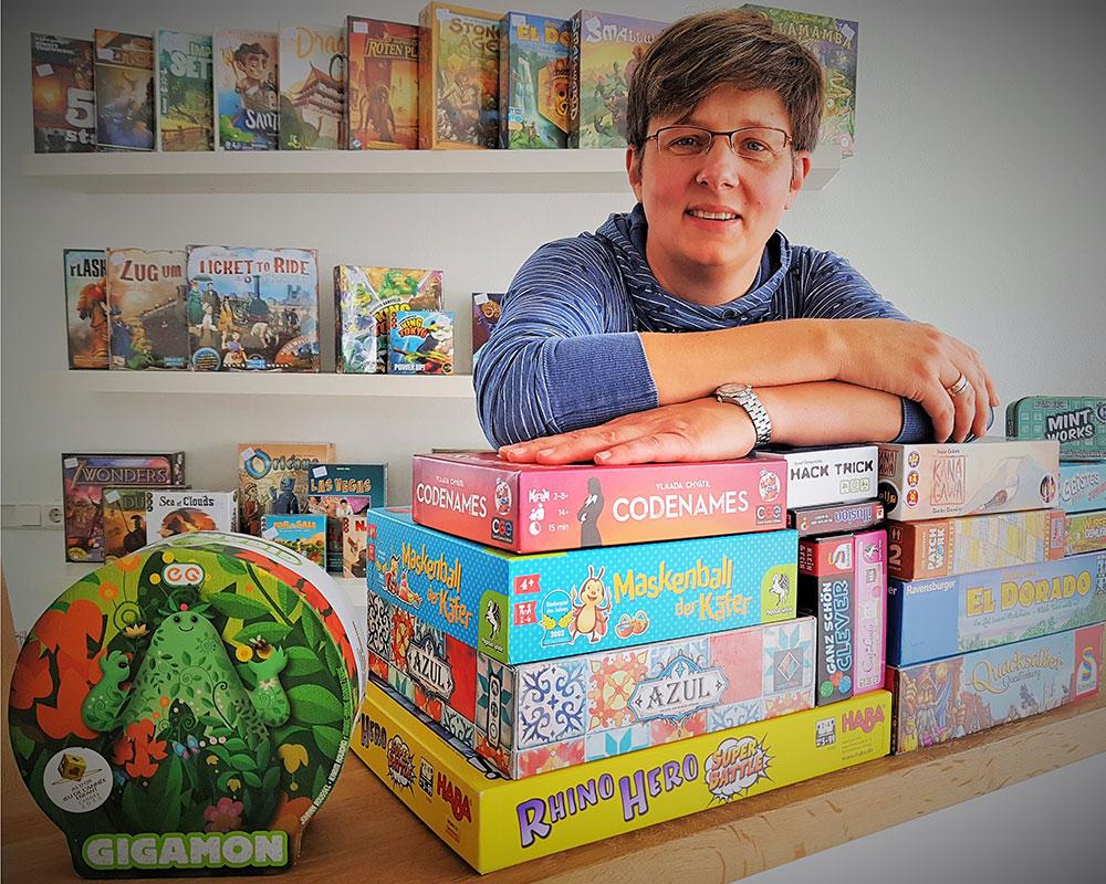 Diana Martin Spieleladen