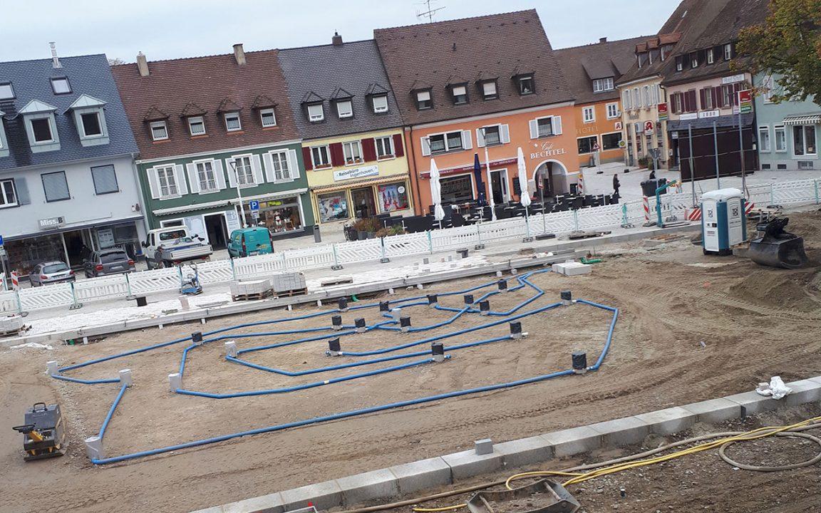 Wasserspiele Breisach