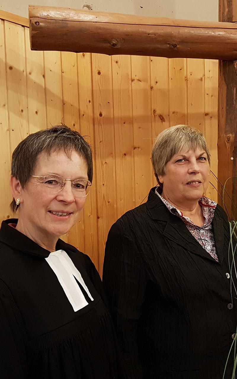 Verabschiedung Renate Dewaldt Martin Bucer Gemeinde
