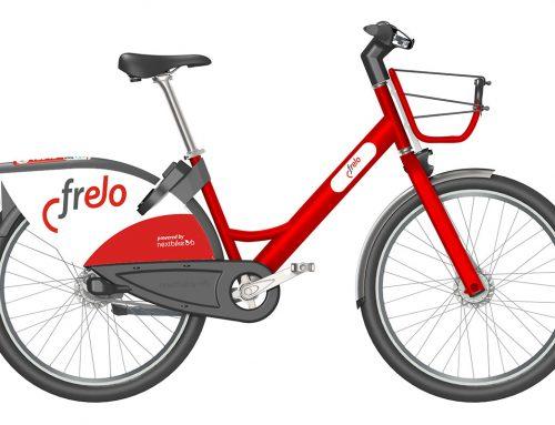 """""""nextbike"""" betreibt Fahrradverleihsystem"""