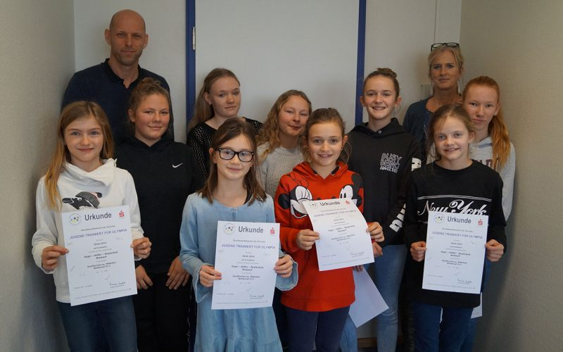 Turnen Jugend Trainiert Fuer Olympia Realschule
