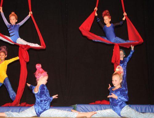 Talentschmiede Zirkusschule