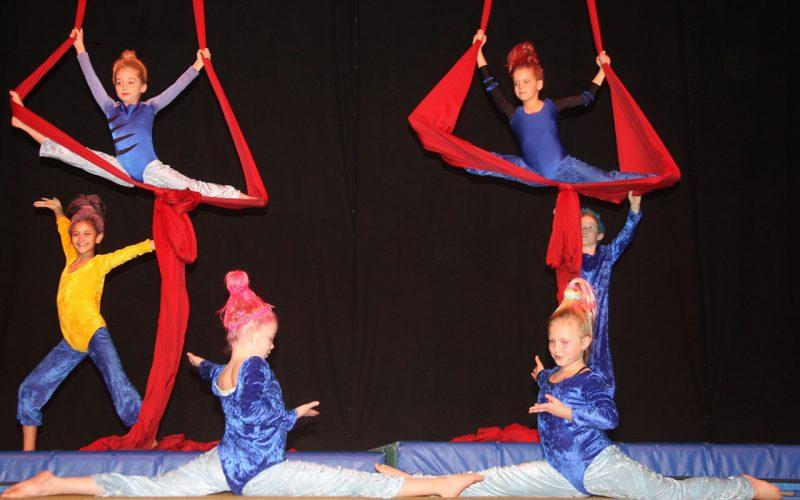 Zirkus Akrobaten