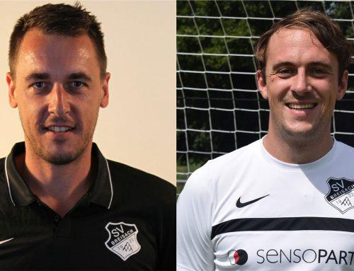 Trainerduo Ganter und Schröer setzt Zusammenarbeit mit SV Breisach fort