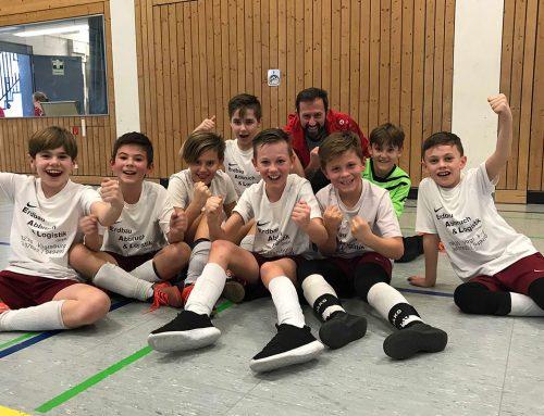 Erfolgreiche Jugendmannschaft des FC Vogtsburg