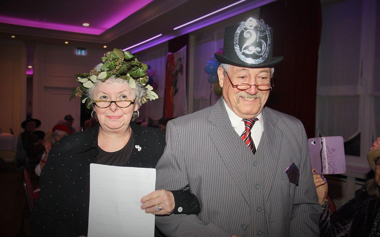 Seniorenfasent Jubilaeumspaar