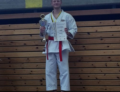 Marius Werz erneut BW- Junioren Landesmeister