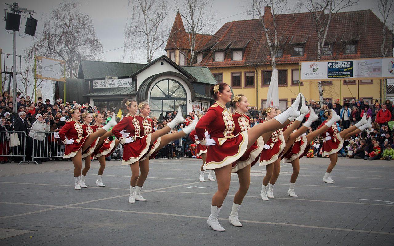 Zunftgarde Gauklertage Breisach