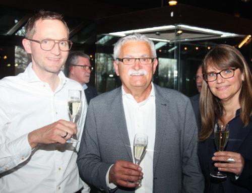 Weinfestmacher Waldemar Isele in den Ruhestand verabschiedet