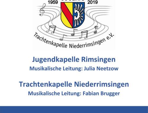Wunschkonzert in Niederrimsingen am 11. Mai 2019