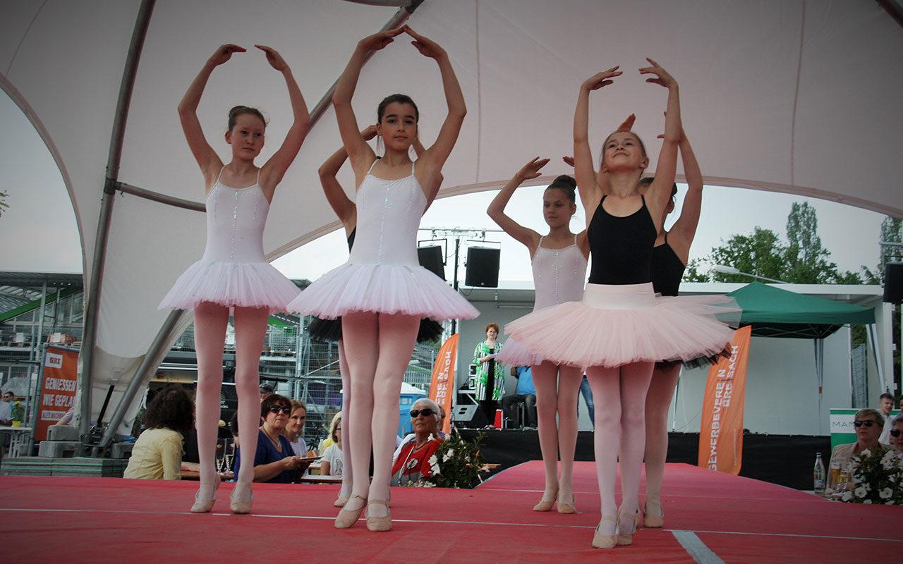 Ballett Leistungsschau Breisach