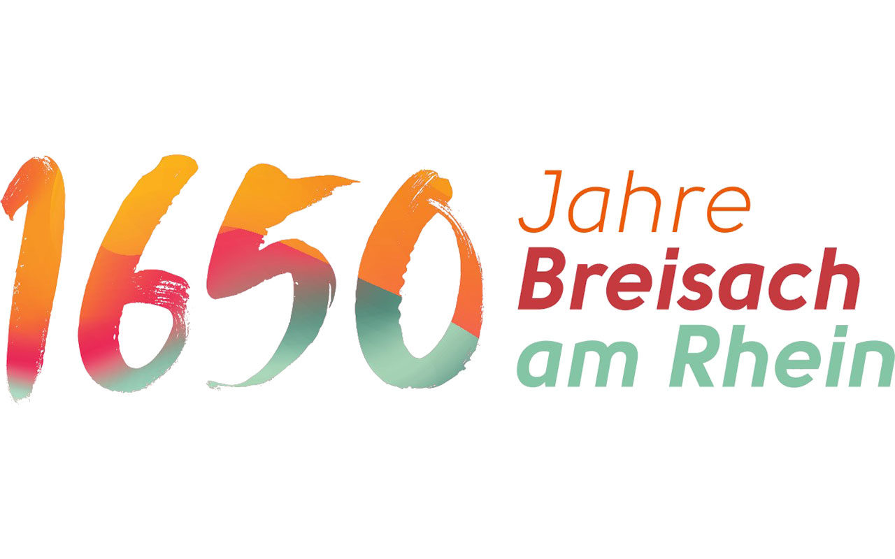 Logo 1650 Jahre Breisach Am Rhein
