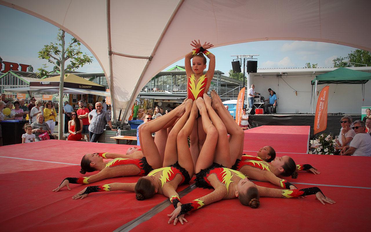Tanz Kinder Leistungsschau Breisach
