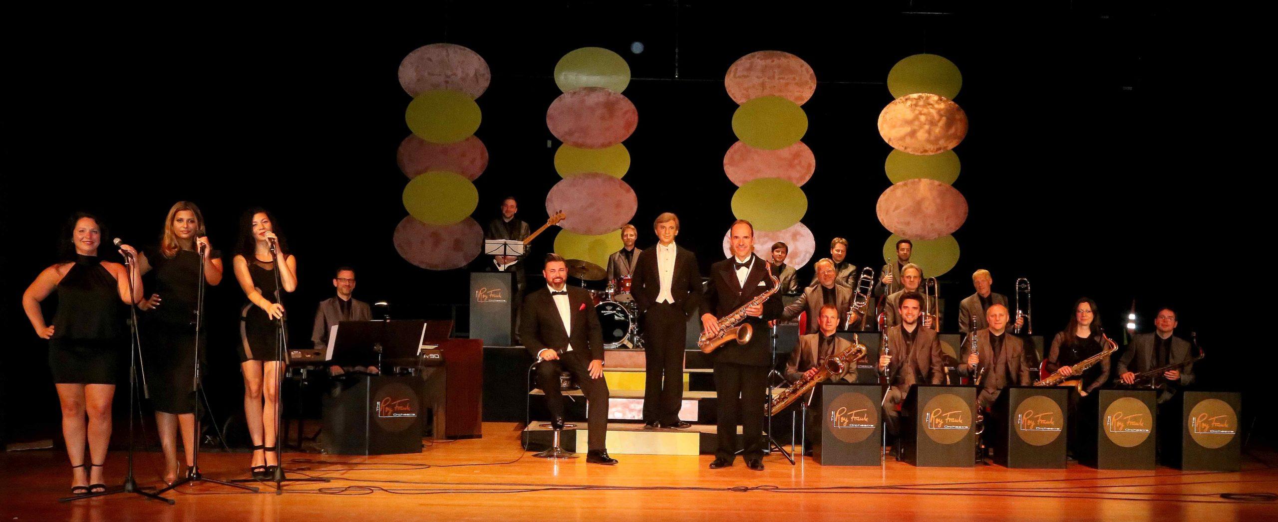 Anthony Bauer Jr Roy Frank Orchestra Full