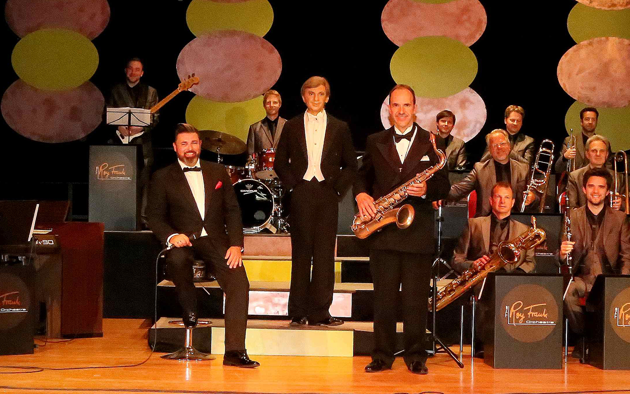 Anthony Bauer Jr Roy Frank Orchestra