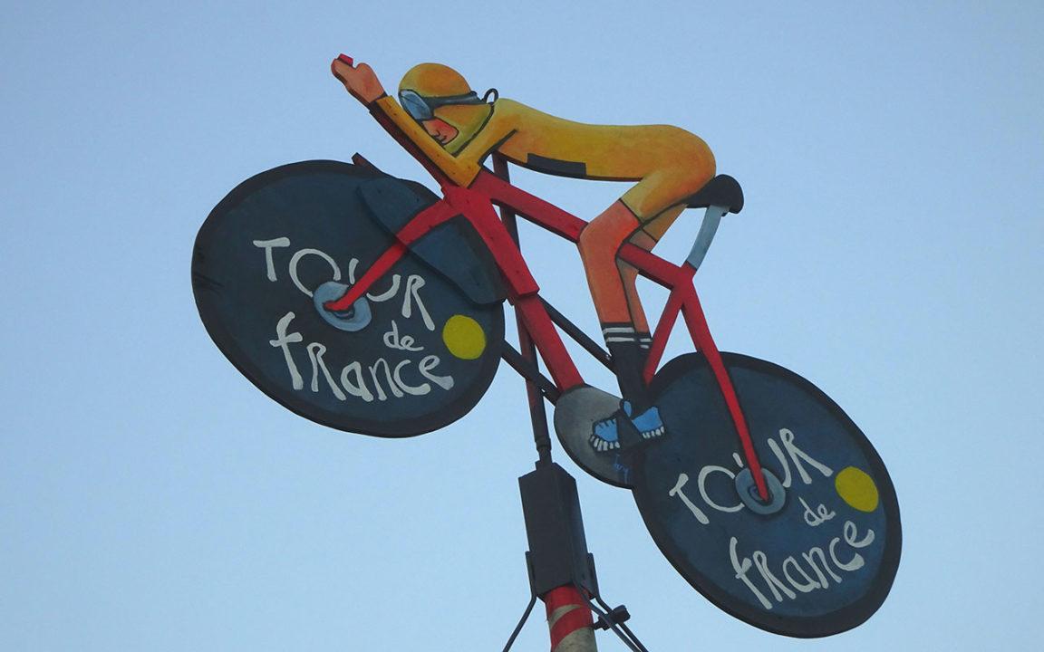 Tour De France Symbol