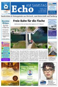 E Paper Cover Echo Medien Ausgabe 19 2019