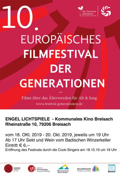 Seniorenfestival Kino Breisach