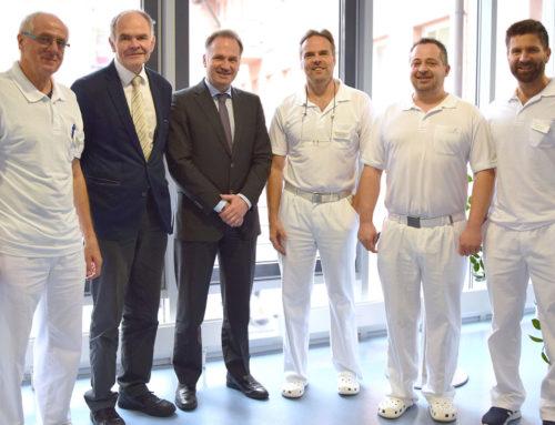 Helios Rosmann Klinik: Hochqualifiziert bei Gelenkersatz
