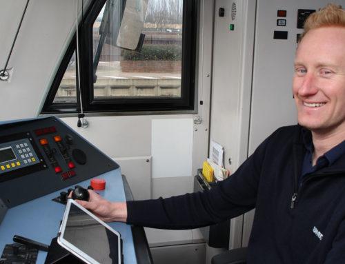 Großes Interesse an Ausbildung zum Lokführer