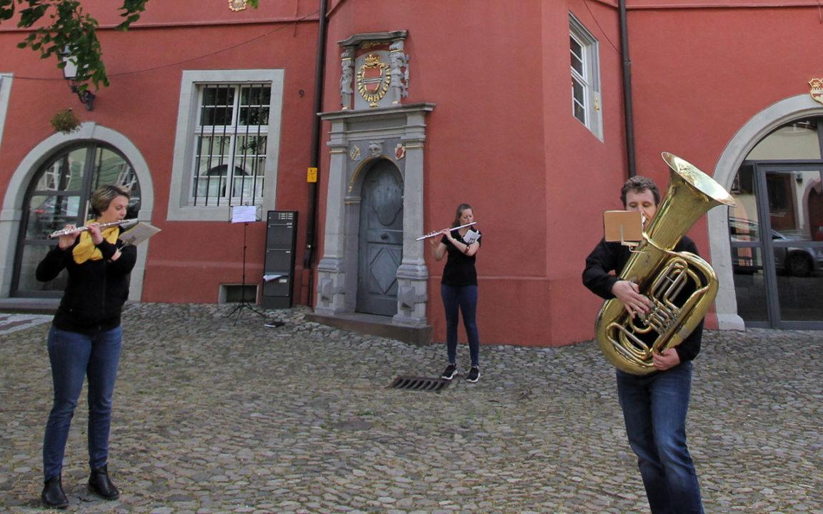 Musiktrio Rathaus Vogtsburg Burkheim