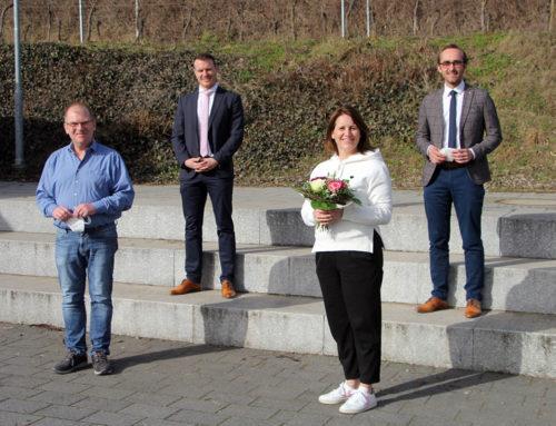 Vogtsburg-Oberrotweil: Melanie Mitternacht ist seit 100 Tagen im Amt als Konrektorin